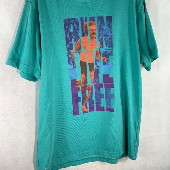 """Nike Other - Nike Running """"Run Live Free"""" TrackTown Prefontaine"""